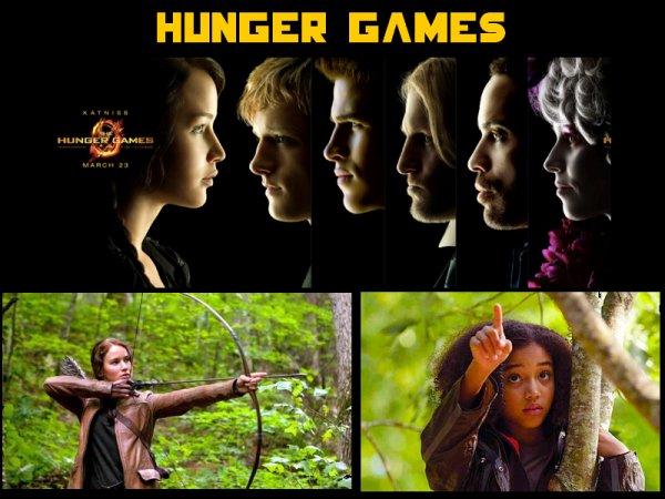 Hunger Games.......à quand le 2ème.