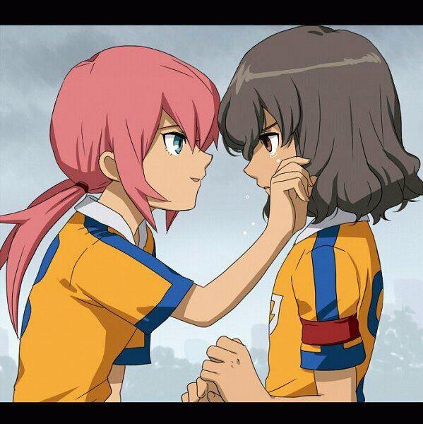 mini fic n°1: Shindou x Tsurugi, un amour trompeur ?