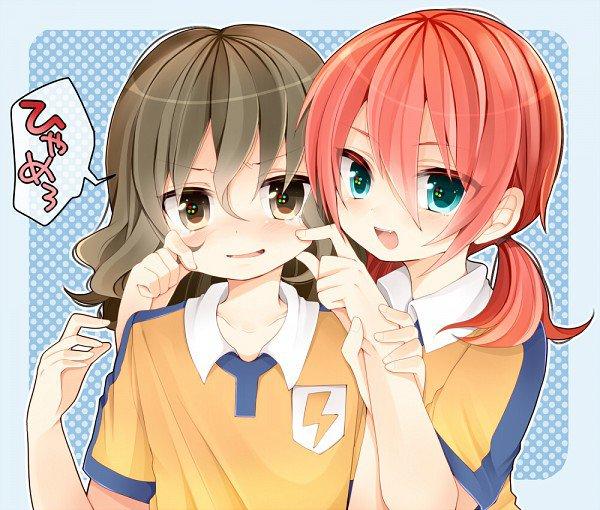 Quelques (jolies) images de Shindou et Kirino 2 !!