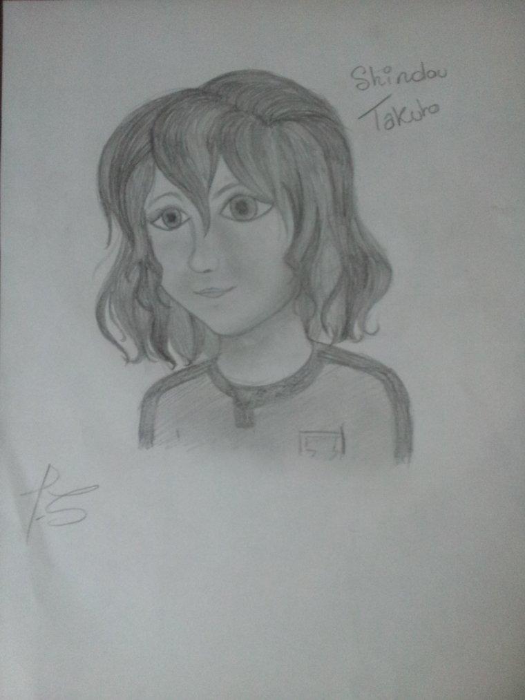 Pitit dessin de... Shindou !