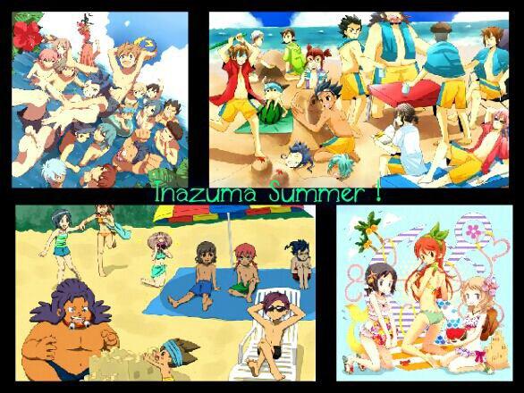 Inazuma Summer !