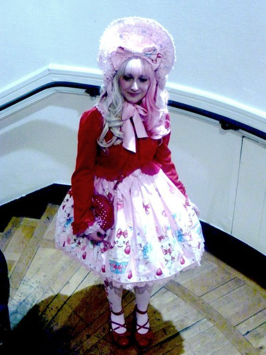 ♥ Défilé lolita à virgin (suite) ♥