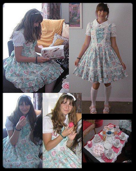 ♥ En Garden Alice pour une tea party avec des amies!! ♥
