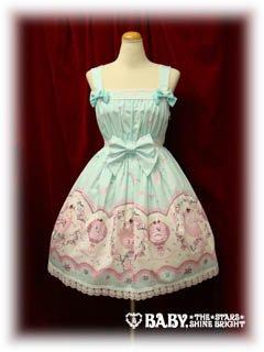 """♥ Ma nouvelle robe est là!!  """"L'oiseau bleu"""" de Btssb!! ♥"""