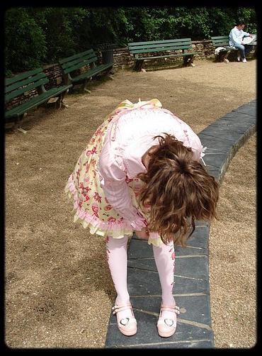 ♥ Ma première robe lolita: la Sweet Jam d'Angelic Pretty ♥