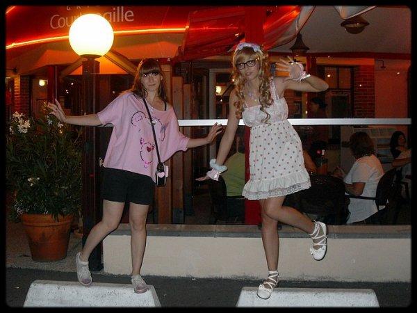 ♥ Après midi entre soeur lolita: essai SPANK!! ♥