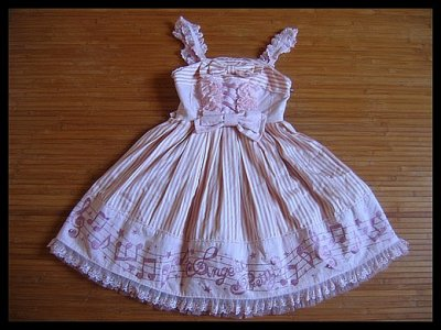 ♥ Ma dream dress: la Fancy Melody ♥