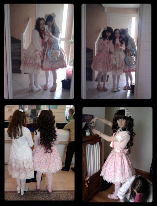 ♥ Wonder Party!! Meeting entre soeurs!! ♥