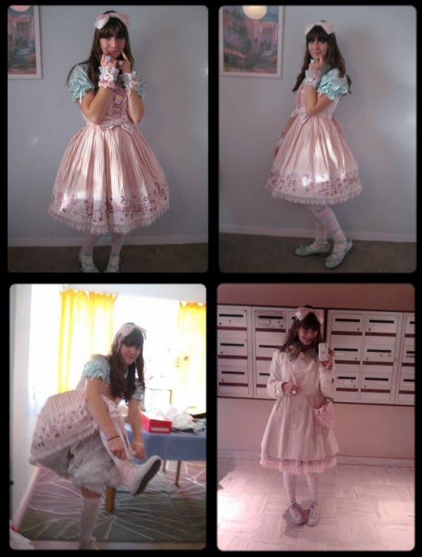 ♥ Première Brocante lolita! ♥