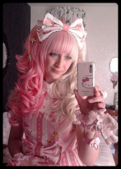 ♥ Tenue pour la Tea Party d'Anniversaire de Blanche et moi!!! ♥