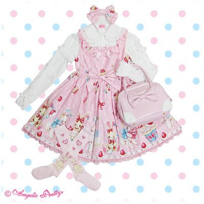♥ Winter Lucky Pack de chez Angelic Pretty! ♥