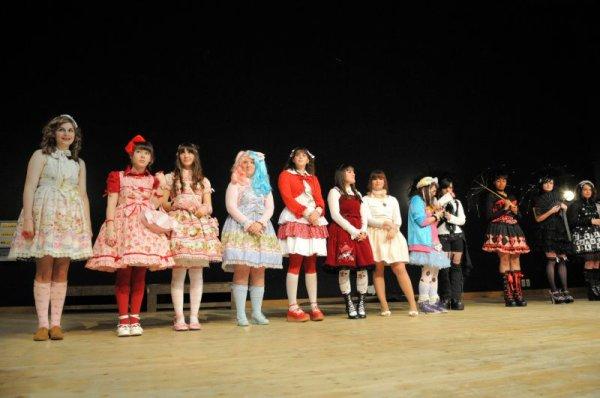 ♥ Jap'and Trégor 2011 et défilé sur les modes japonaises ♥