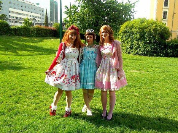 ♥ Rencontre avec Marguerite Jam et Klarhe Chernobyl! ♥
