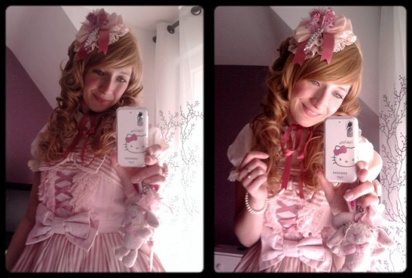 ♥ Fancy melody en mode Hime ♥