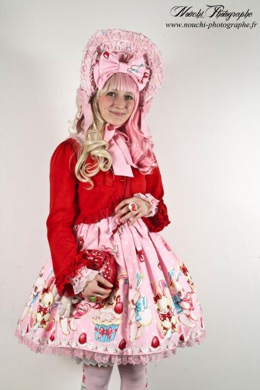 ♥ Défilé lolita à virgin (suite 2) ♥