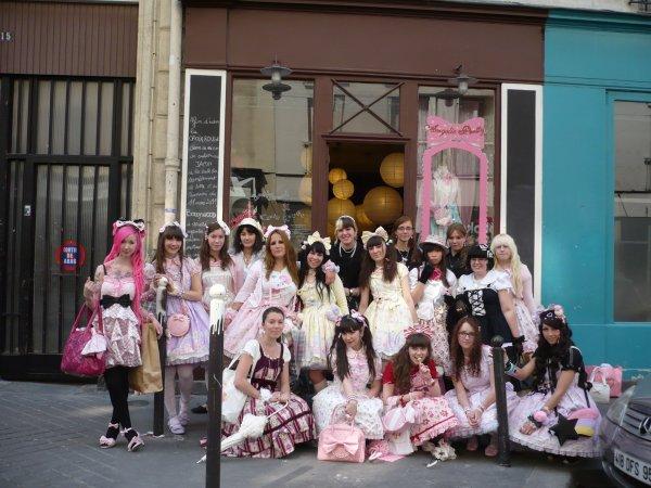 ♥ Week end de Pâques à Paris!! Premier jour: shopping l'après midi!! ♥