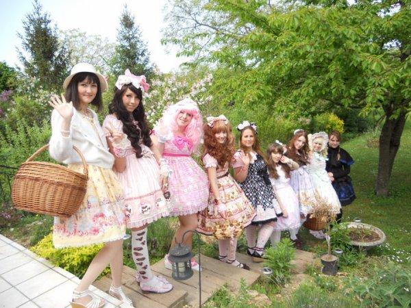 ♥ Week end de Pâques à Paris!! Deuxième jour: la chasse aux oeufs! ♥