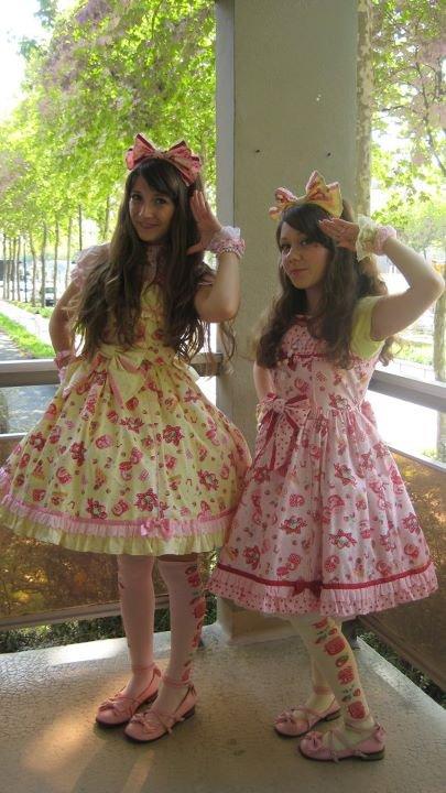 ♥ Twin de fraisouille!!! ♥
