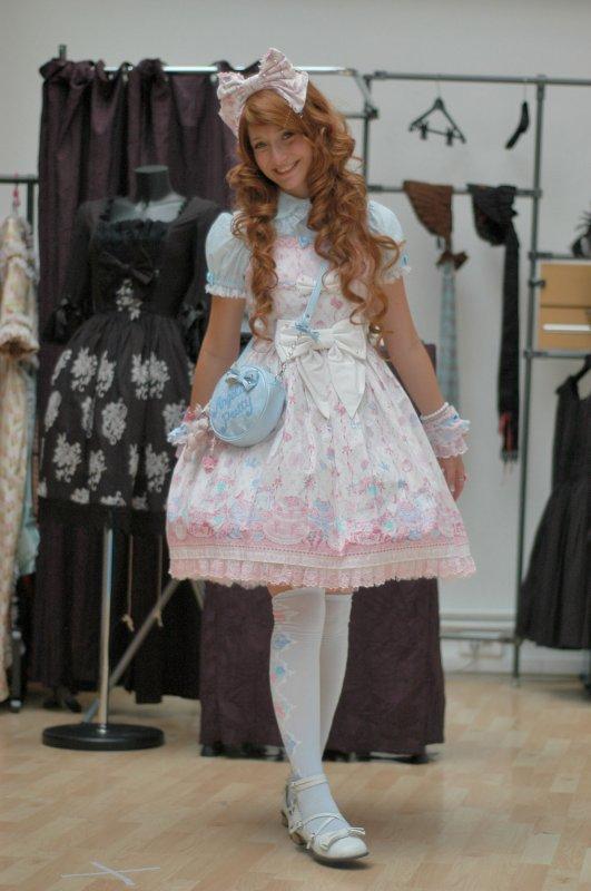 ♥ Week end à Paris! Troisème jour: Convention Lolita 2011 ♥