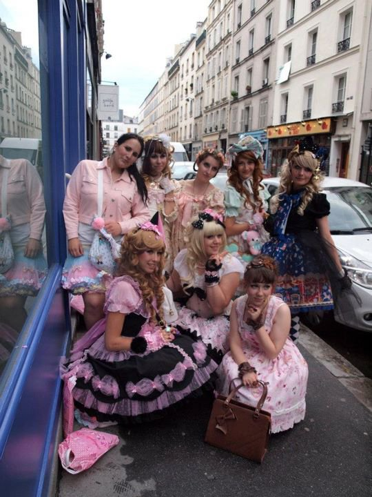 PREMIERE JOURNEE A PARIS: JAPAN EXPO!