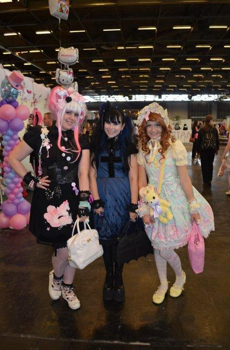 DEUXIEME JOURNEE A PARIS: JAPAN EXPO!
