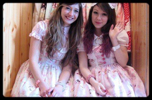 Twinnage en Heart Marble avec Saïna!!