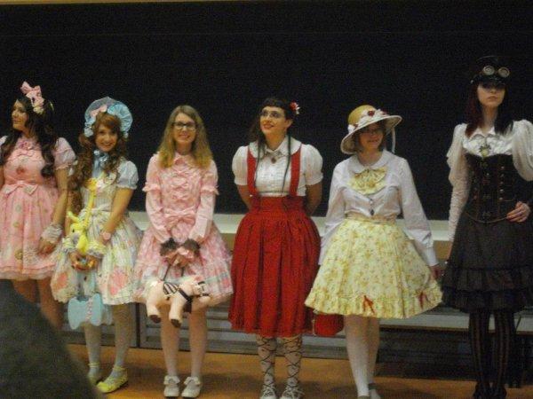 Défilé du Nihon Breizh Festival