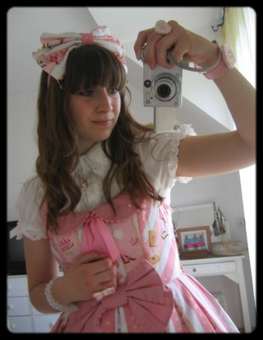 ♥ Libellule13, ma vie de Sweet Lolita ♥