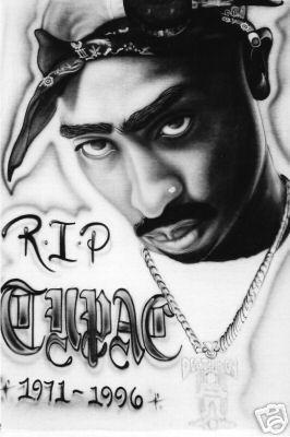 RIP Tupac Amaru Shakur