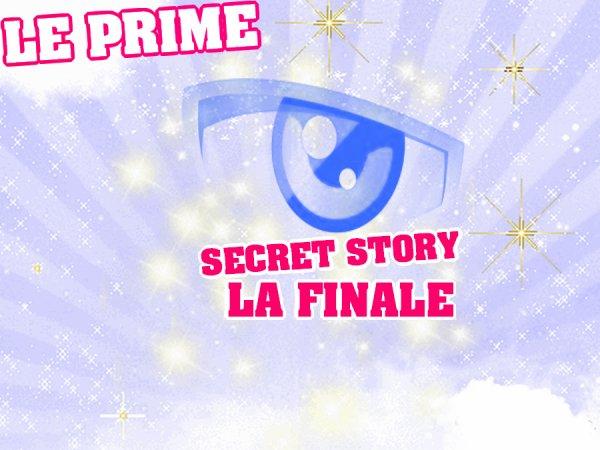 Le prime minute par minute : PRIME N°12 ((Semaine 11)) LA FINALE