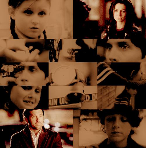 Saison 5 (Episode 8 & 9) Amelia, Derek & leur père