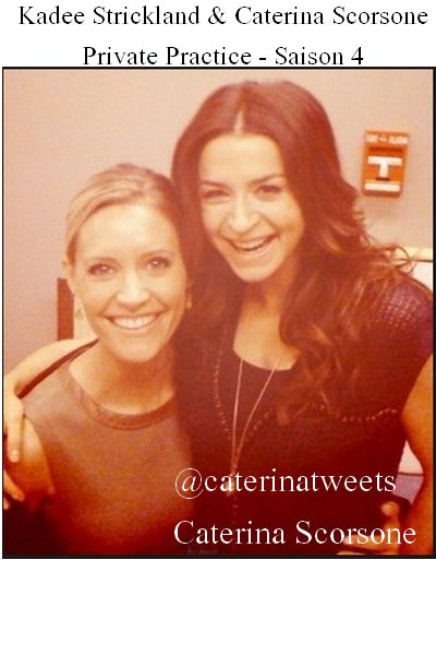 Nouvelle photo twitter de Caterina - 31.07.2012 -