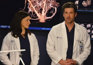 Retour de Caterina Scorsone dans Grey's Anatomy