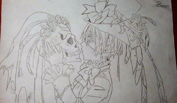 Dessin manga (2) Black Butler ^.^