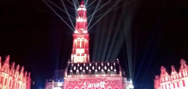 Arras Canada.....Canadien!