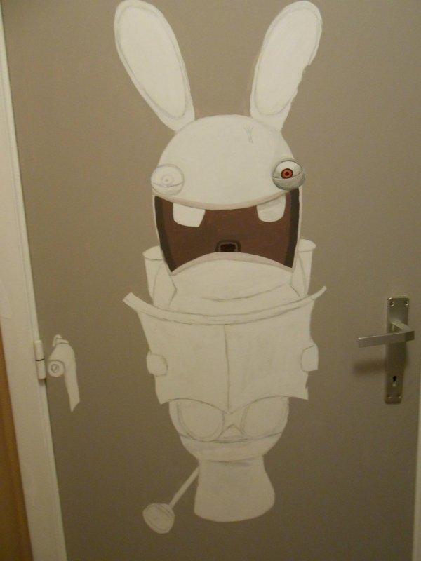 porte des wc x)