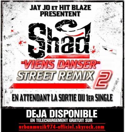 Street Remix 2 / SHAD - VIENS DANSER (2011)