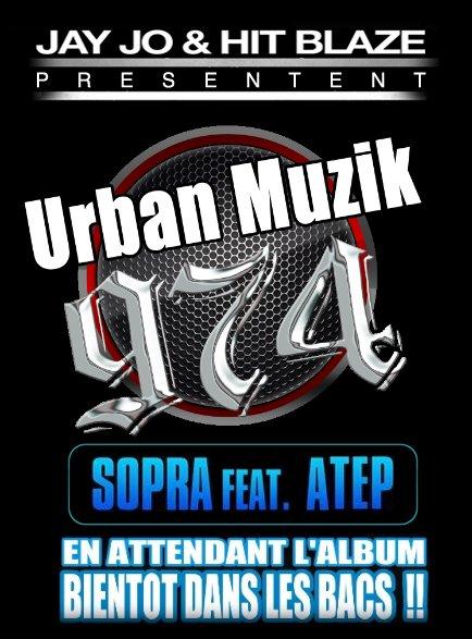 Urban Muzik 974 / 974 Urban Muzik (Soprasound feat Atep)  (2012)