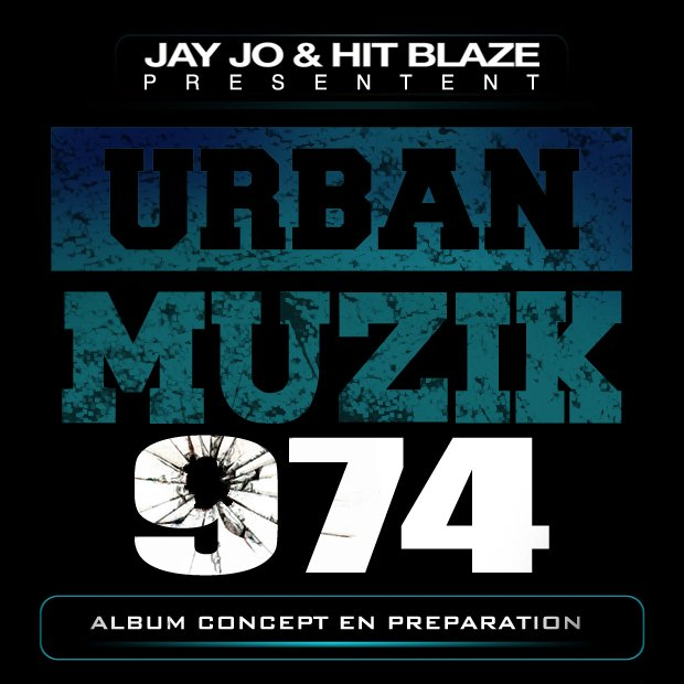 Urban Muzik 974 Officiel