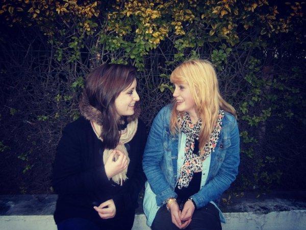 __Ma meilleure amie & moi ♥