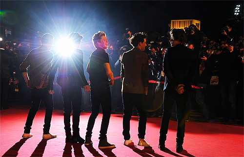 One Direction au NMA ♥