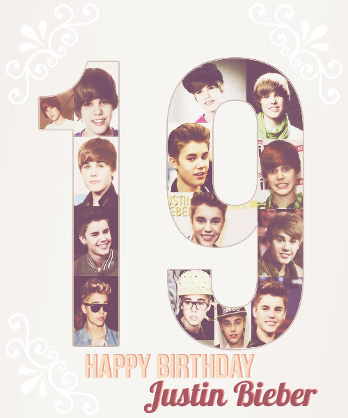 Happy Birthday Justin ♥