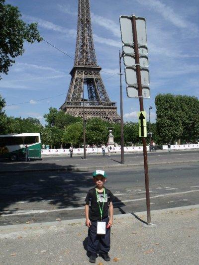 YANIS a Paris!!!!