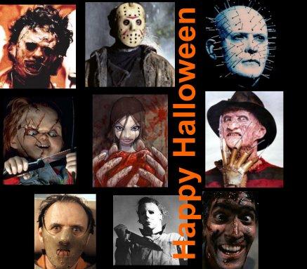 Freddy Vs Jason Vs Chucky Vs Michael Myers Vs Pinhead Histoire Spécial ...