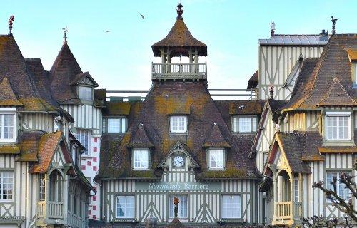 Deauville et Honfleur