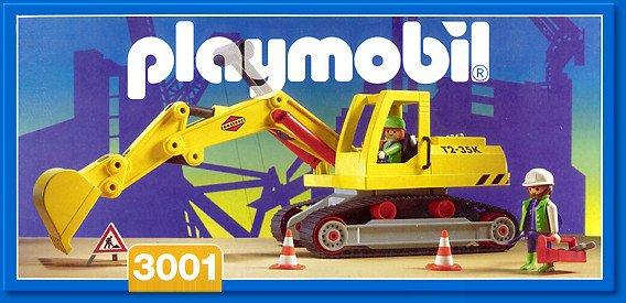 3001 Camion pelleteuse (modèle jaune)