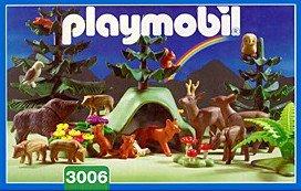 3006 Animaux de la forêt