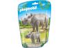 6638 Rhinocéros et son petit