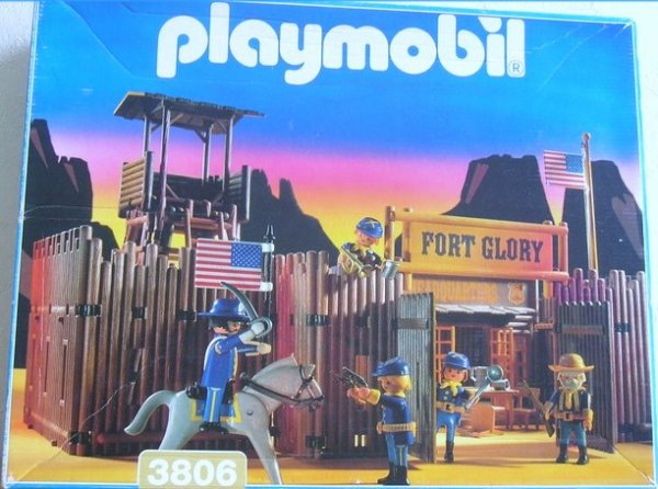 3806 Fort Glory