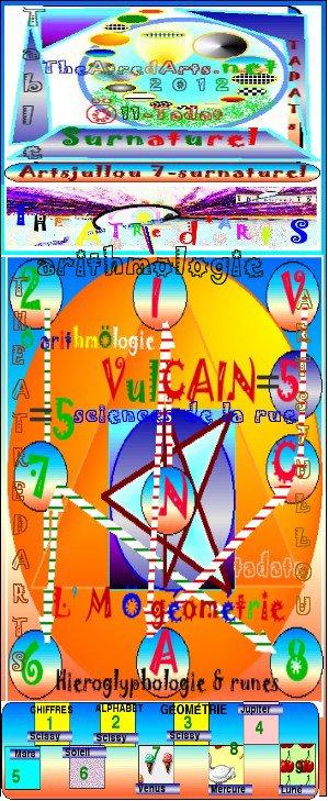 hieroglyphologie Ö runes Philosophie physique Psychique Ë arithmologie